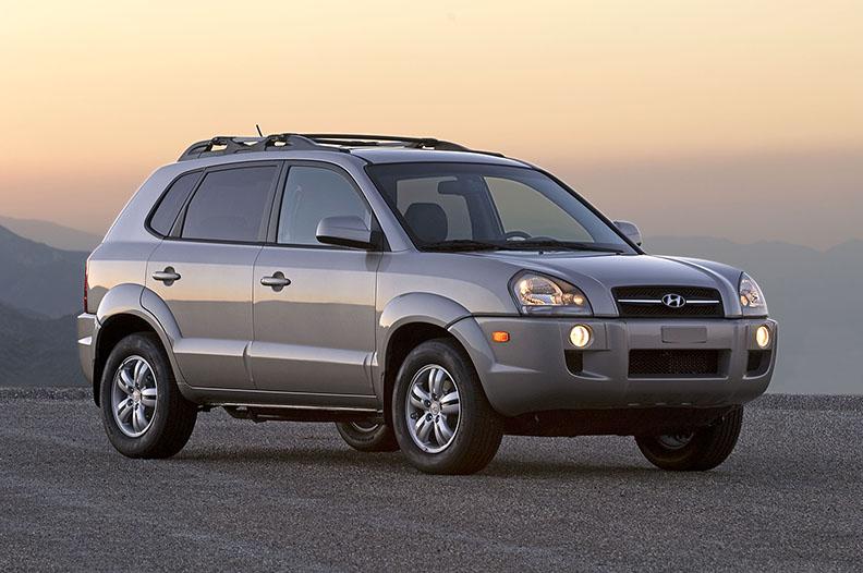 Hyundai Tucson Manual Car Hire In Crete Eurodollar