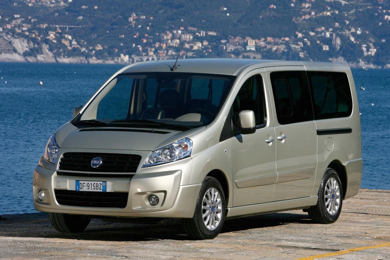 Fiat (9seater) Scudo (manual)