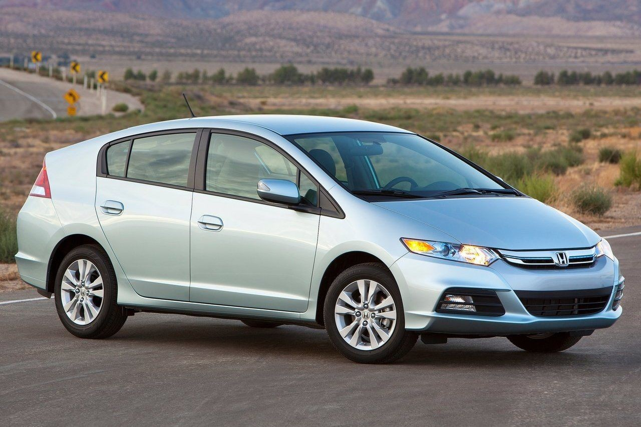 Honda Insight Hybrid AUTOMATIC (automatic)