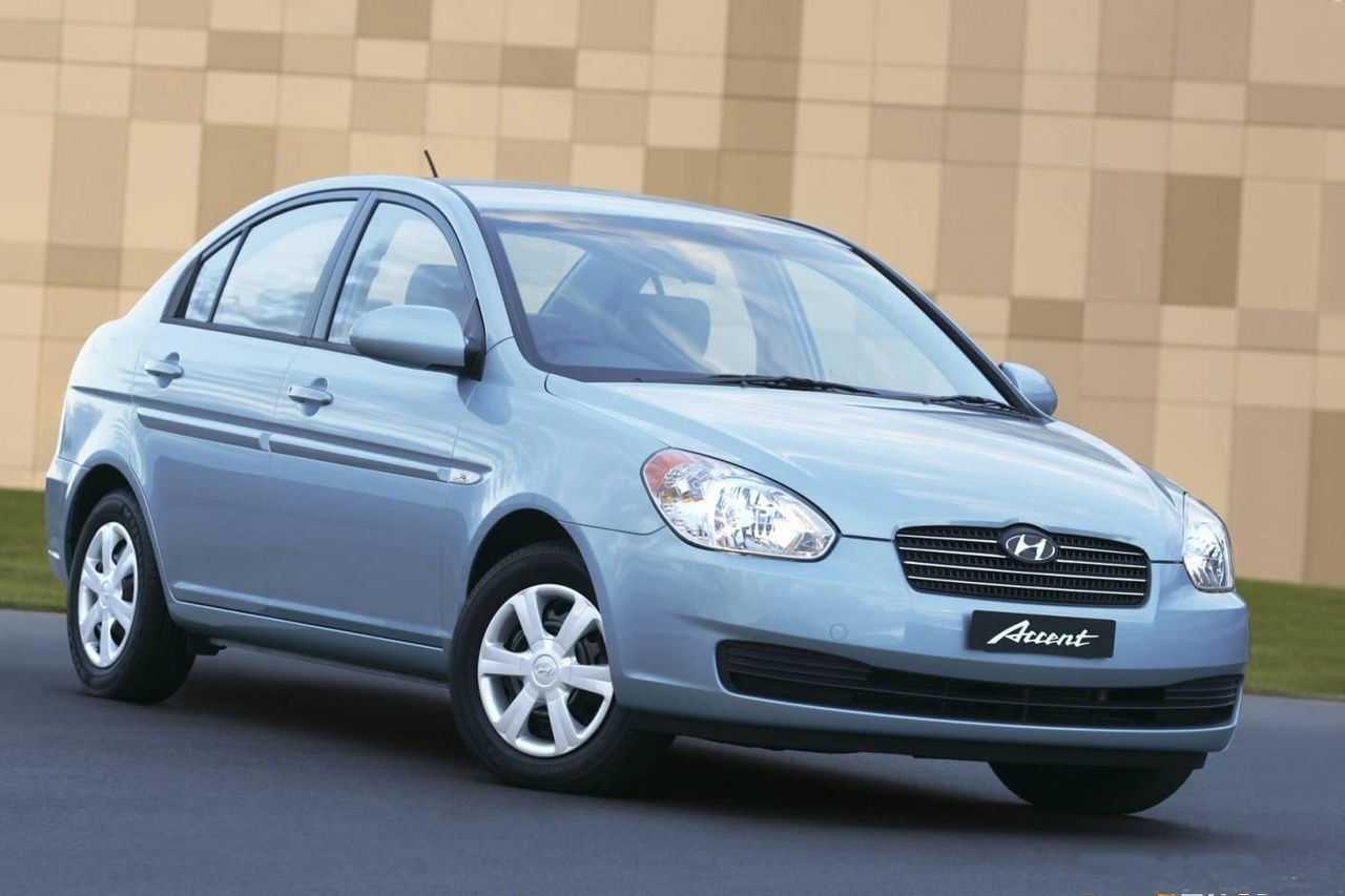 Hyundai Accent (manual)