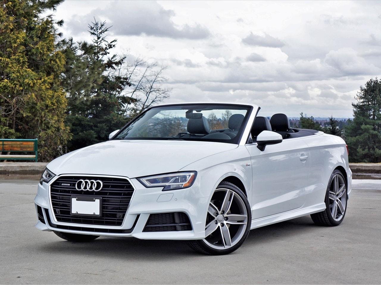 Audi A3 (Convertible ) (manual)